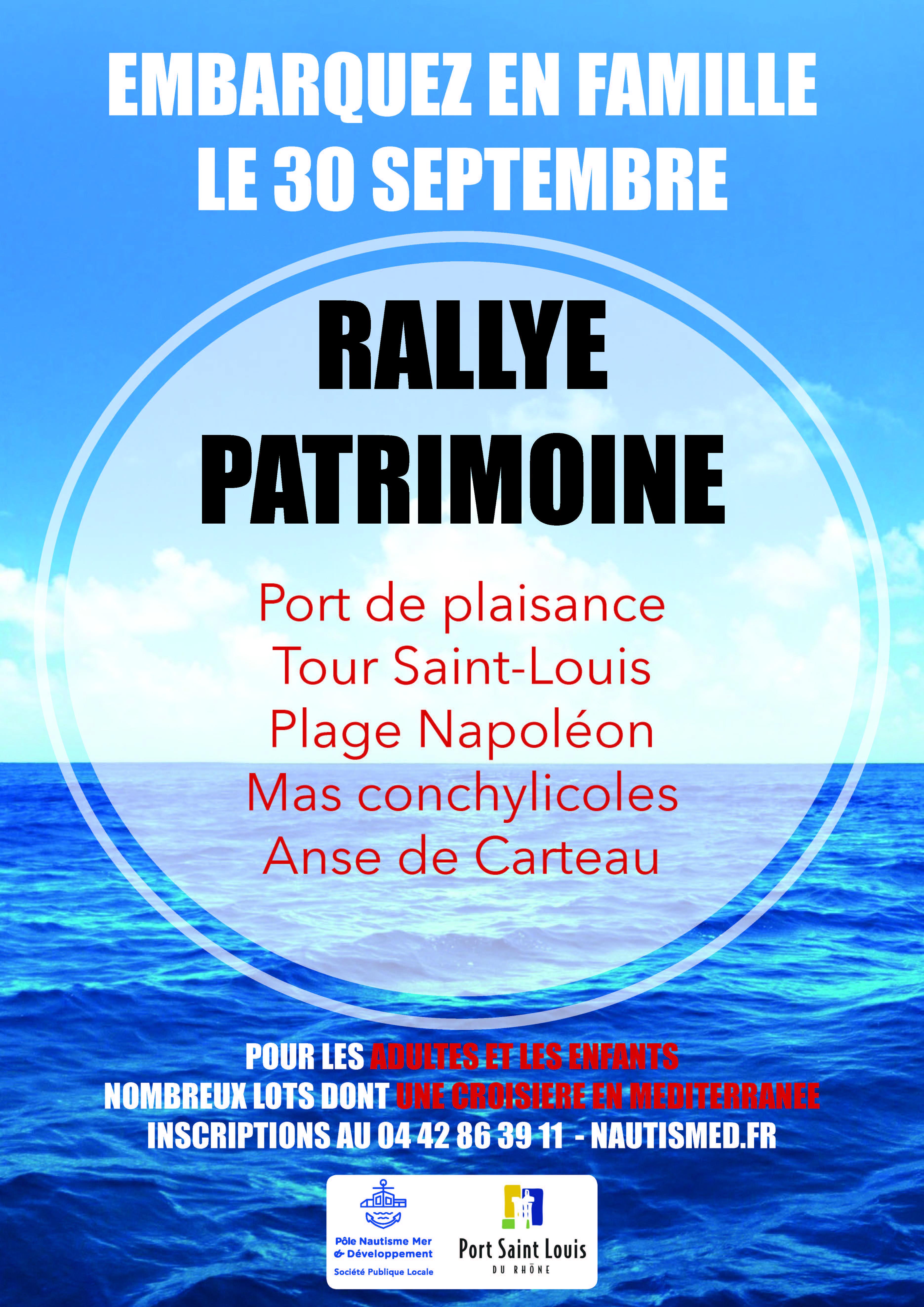 RALLYE PATRIMOINE